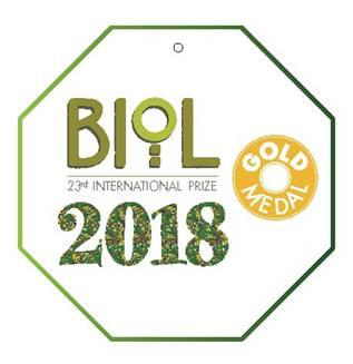 מדלית זהב לשמן הזית האורגני של סינדיאנת הגליל בתחרות ביול היוקרתית באיטליה
